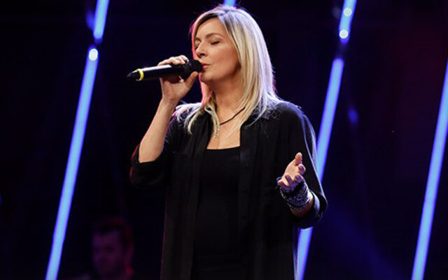O Ses Türkiye'de yarışmacı olarak vokalistini görünce...