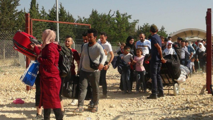 ''Göç eden Suriyeli sayısı açıklamaları gerçek değil''