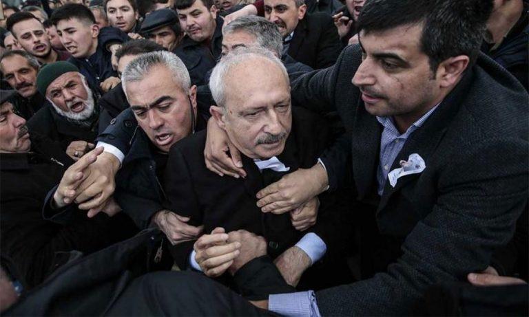 Kılıçdaroğlu'na saldırıya 3 yıl hapis istemi