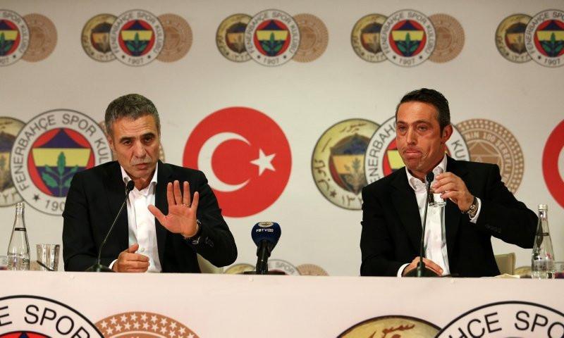 Ali Koç ile Ersun Yanal arasında olay görüşme
