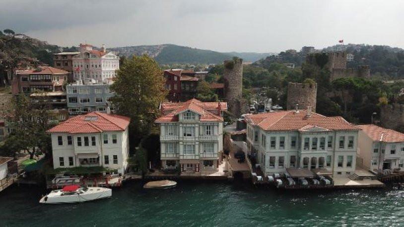 İstanbul Boğazı'nda dikkat çeken satış!