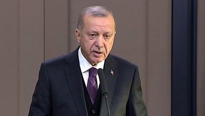 Erdoğan'dan veto ettiği düzenlemeyle ilgili ilk açıklama