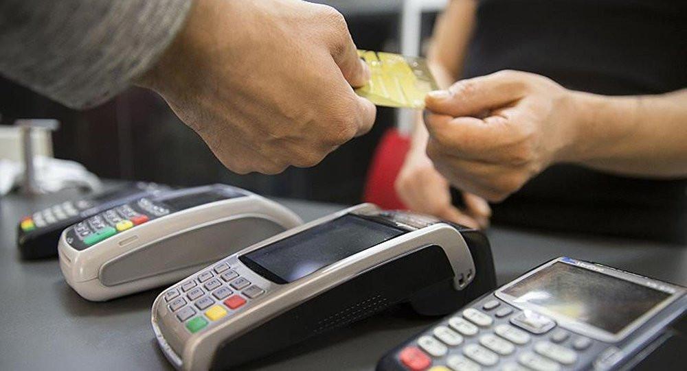 Bunun adı kredi kartına hücum! 1 trilyon TL'lik ödeme yaptık!