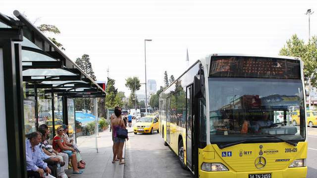 İstanbullulara müjde: 1 Ocak'ta ulaşım ücretsiz