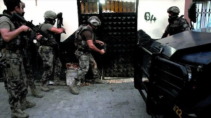 3 ilde DEAŞ operasyon: 16 kişi gözaltında