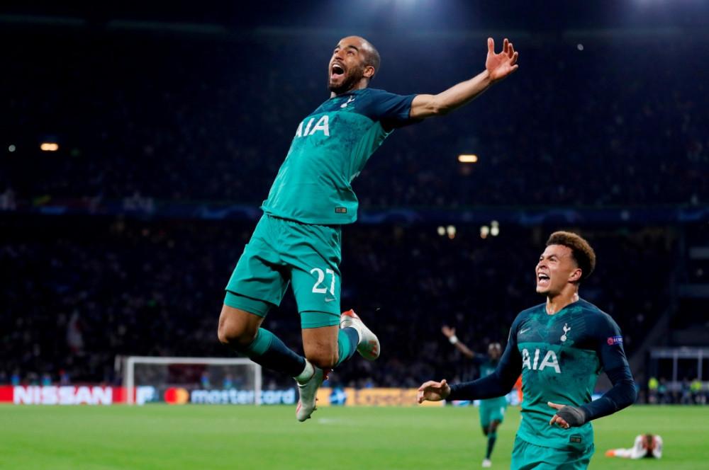 Reuters objektifinden 2019'un en iyi spor fotoğrafları