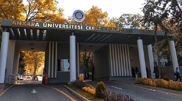 Ankara Üniversitesi'nde bıçaklı saldırı