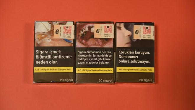 Yarın başlıyor! Sigara paketleri artık bu şekilde olacak