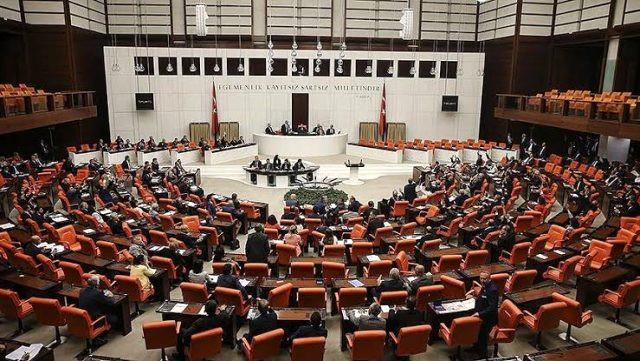 Erdoğan'ın veto ettiği madde yasadan çıkarıldı