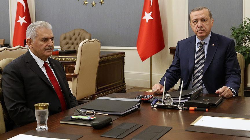 İlginç iddia: ''Erdoğan NATO zirvesindeyken, Binali Yıldırım...