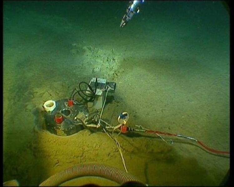 İşte trol ile avlanan balıkçıların kopardığı optik kablolar !