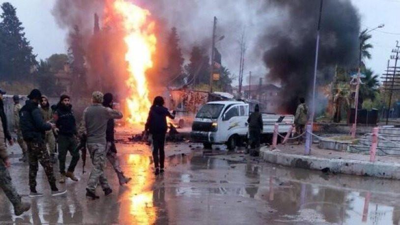 Rasulayn'da bombalı saldırı: 2 sivil hayatını kaybetti