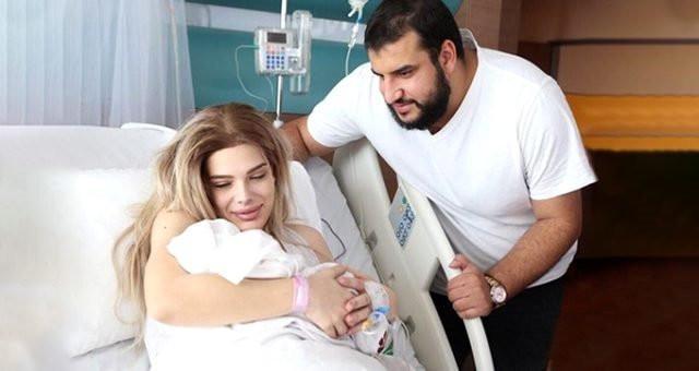 Hamileyken ihanete uğrayan Damla Ersubaşı ikinci kez anne oldu