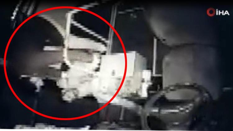 Yolcu otobüsünde dehşet ! Şoförü bıçakladı
