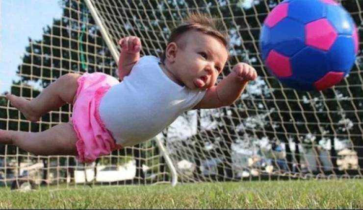 Dünyanın en küçük sporcusu