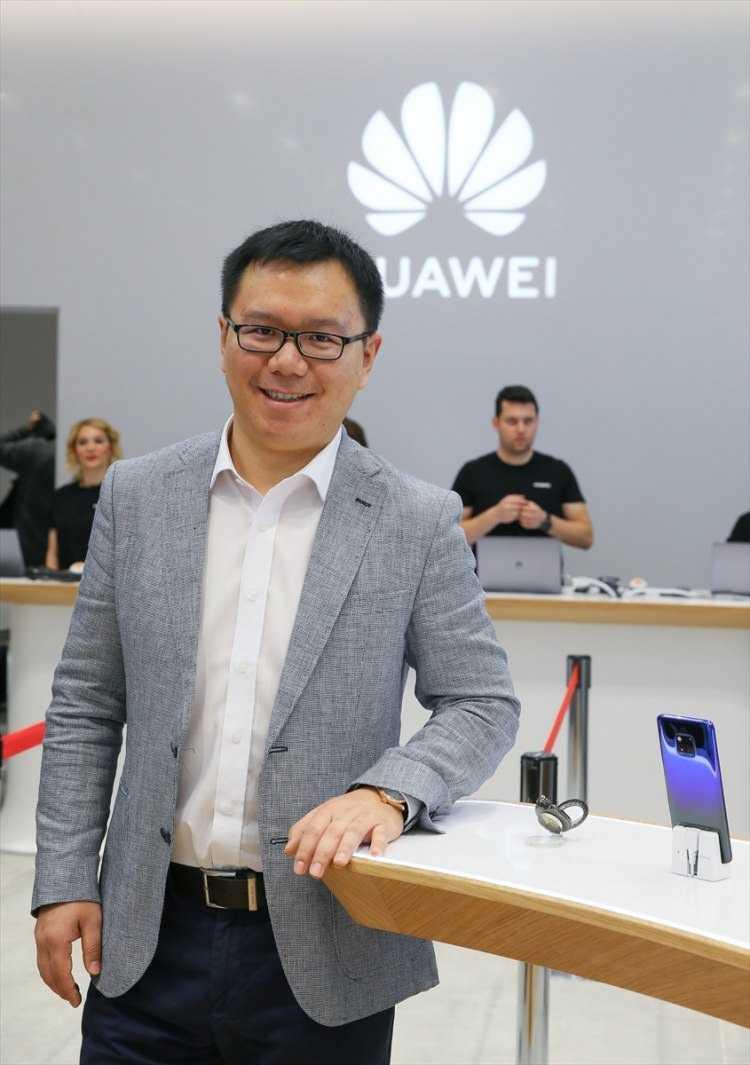 Huawei'den Türkiye'de bir ilk!