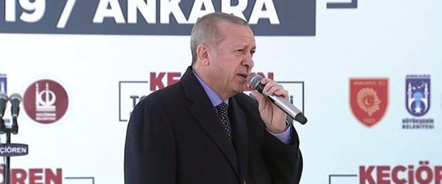 Erdoğan: ''Temizlik malzemelerinde de ucuz ürün satacağız''