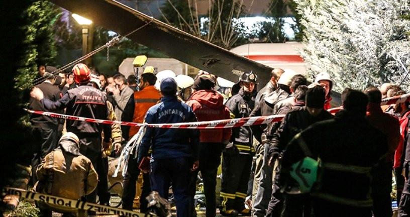 A Haber sunucusundan helikopter kazasıyla ilgili tepki çeken yorum