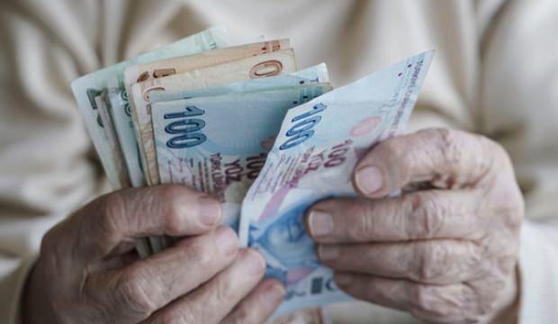 Emeklilere 3 maaş avans müjdesi