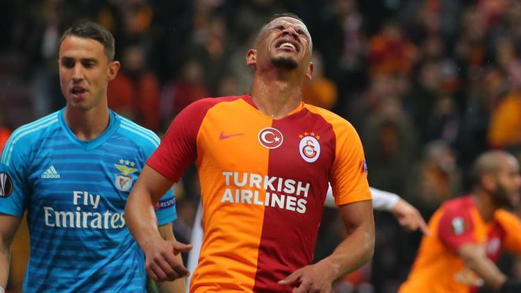 Galatasaray avantajı Benfica'ya kaptırdı
