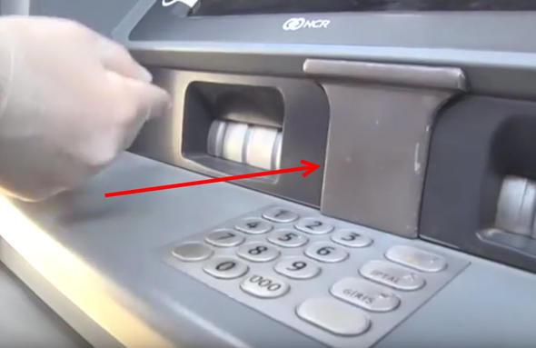 Aman dikkat ! ATM'lerde büyük tuzak