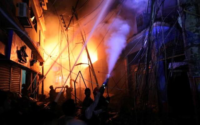 Ülkeyi sarsan yangın faciası: En az 70ölü