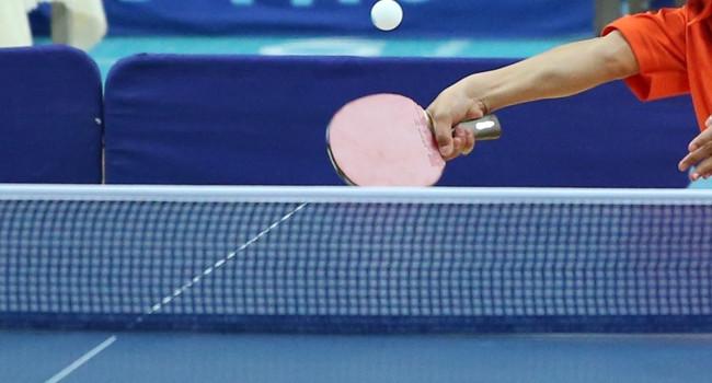 Masa tenisinde rakipler belli oldu