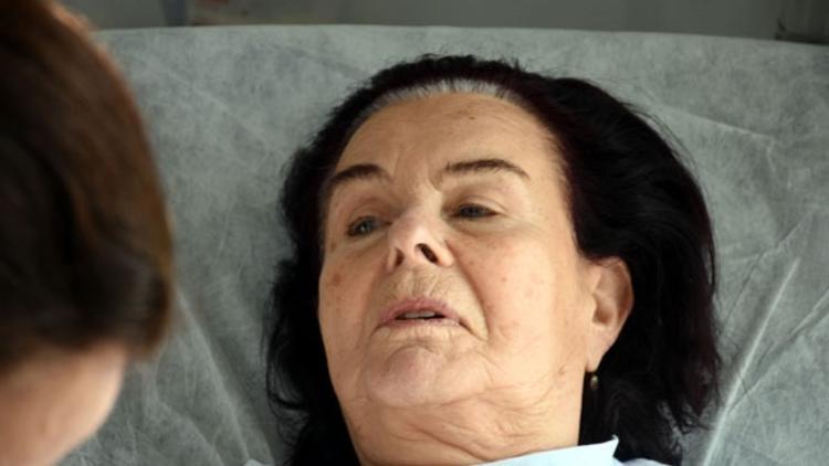 Fatma Girik beyin ameliyatı oldu