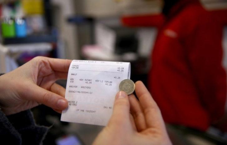 Poşet ücreti ödeyenler dikkat ! Fişi mutlaka kontrol edin