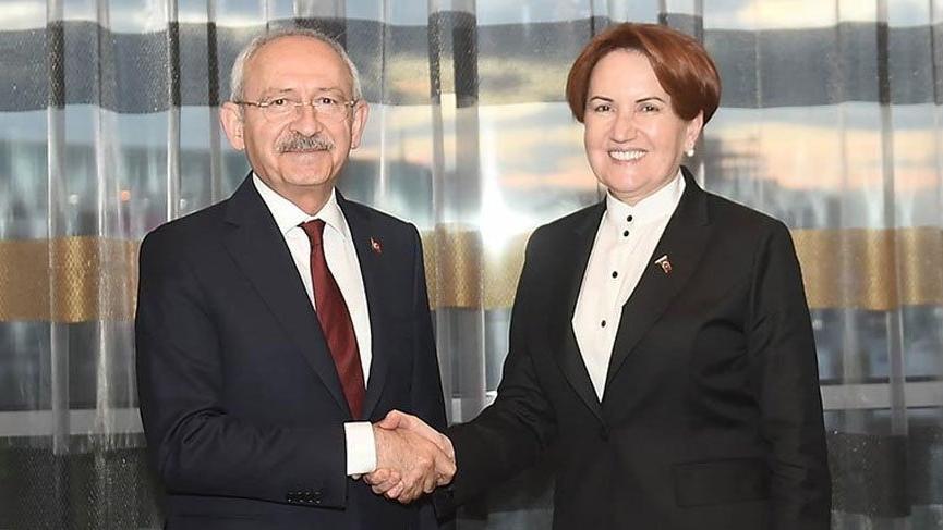 İYİ Parti ve CHP'den ortak miting kararı !