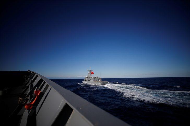Cumhuriyet tarihinin en büyük deniz tatbikatı başladı