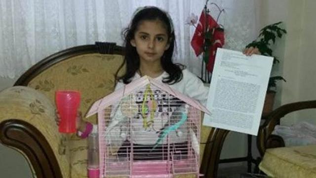 9 yaşındaki Elif'in zaferi ! Firmaya 241 bin lira ceza kesildi