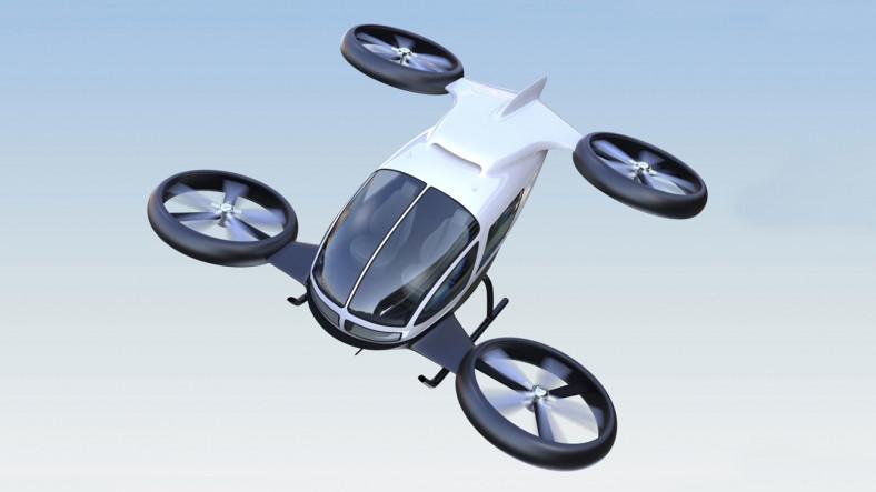 Bakanlık ''uçan otomobil'' dedi halk inanmadı