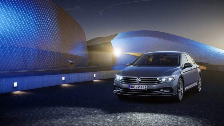 Makyajlı VW Passat'ın Avrupa versiyonu tanıtıldı - Resim: 1