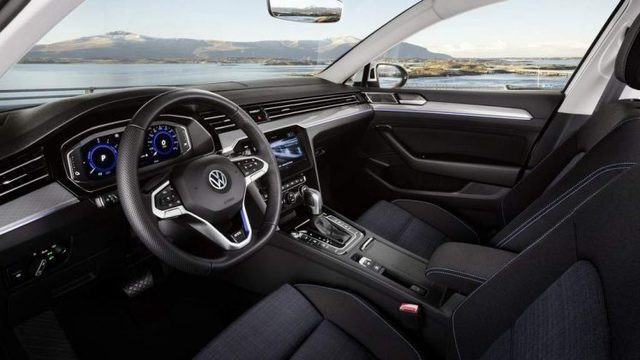 Makyajlı VW Passat'ın Avrupa versiyonu tanıtıldı - Resim: 3