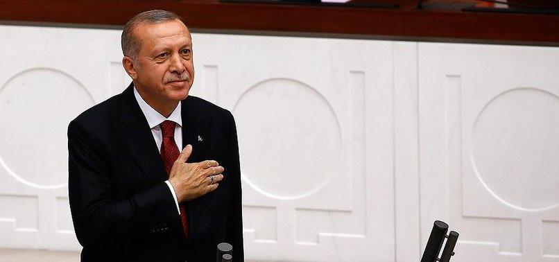 Katarlılardan Erdoğan'a çok özel hediye