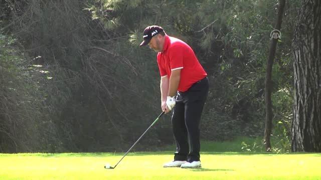 Yabancı golfçülerden, Antalya'nın golf sahalarına övgü