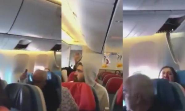 THY uçağında türbülans kabusu ! Açıklama geldi