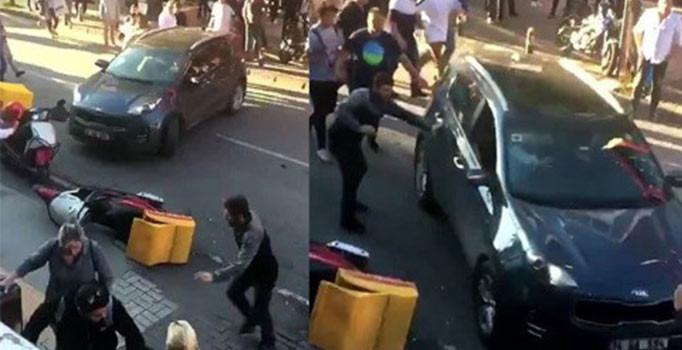 Bakırköy'de aracıyla insanları ezmişti ! İşte istenen ceza