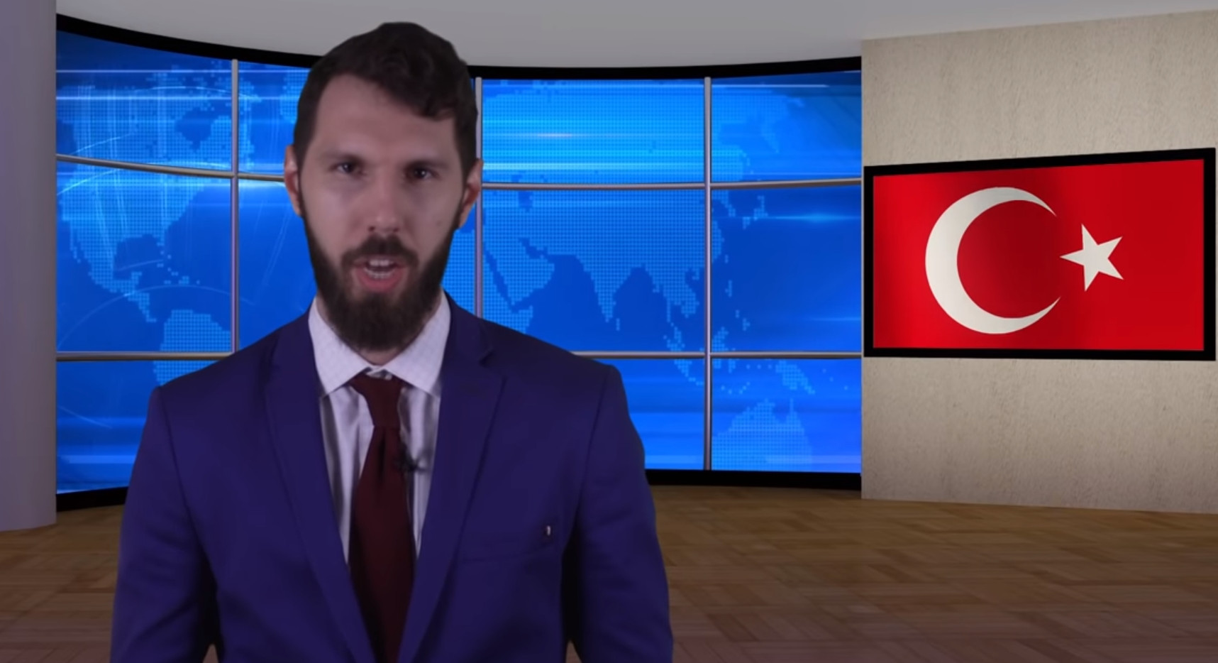 ABD'li konsolostan İstiklal Marşı paylaşımı