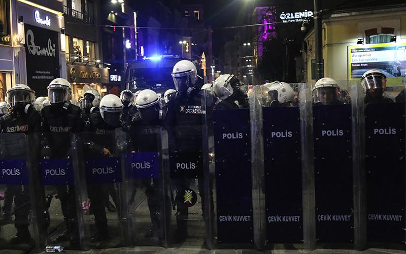 AYM: ''Katil polis hesap verecek'' sloganı hakaret değil