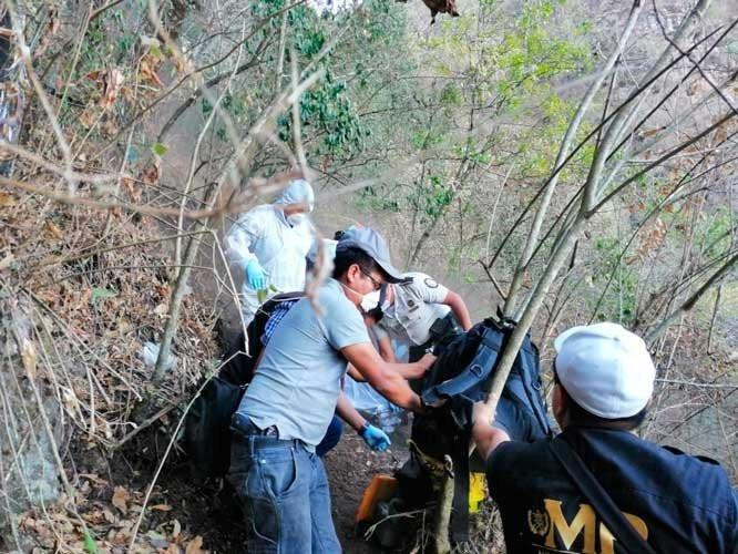 Kayıp turistin cesedi çırılçıplak halde bulundu