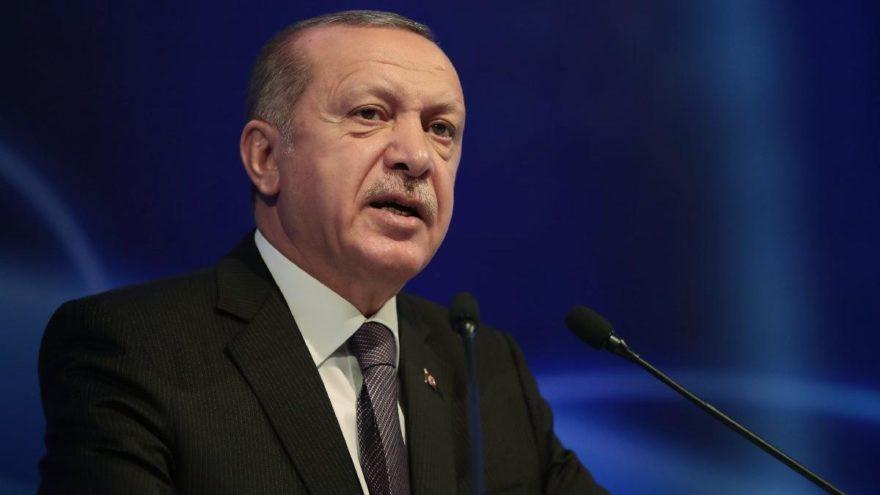 Camilere saldırıyla ilgili Erdoğan'dan ilk açıklama
