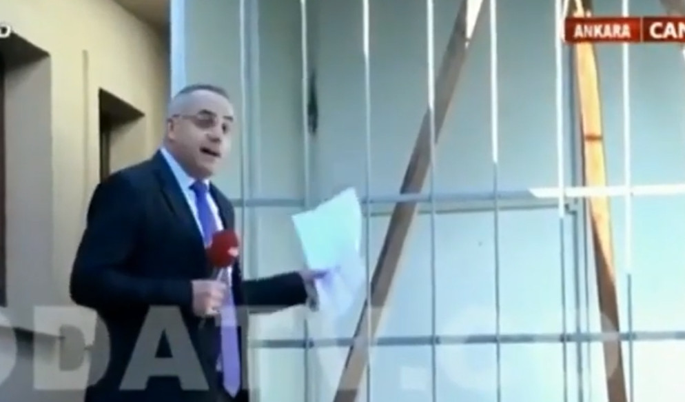 Kılıçdaroğlu'na idam isteyen muhabire soruşturma
