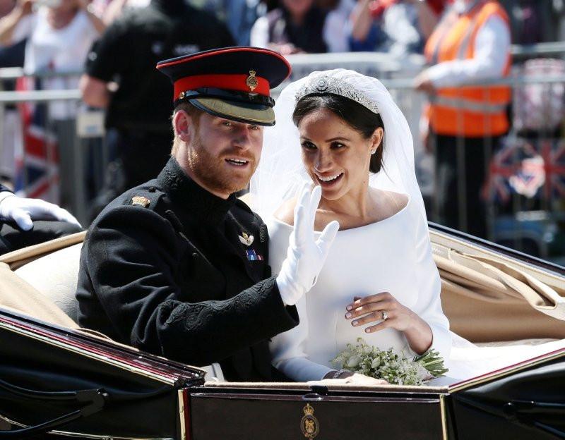 Prens Harry ve Markle'ın bebekleri hakkında ilginç gerçek