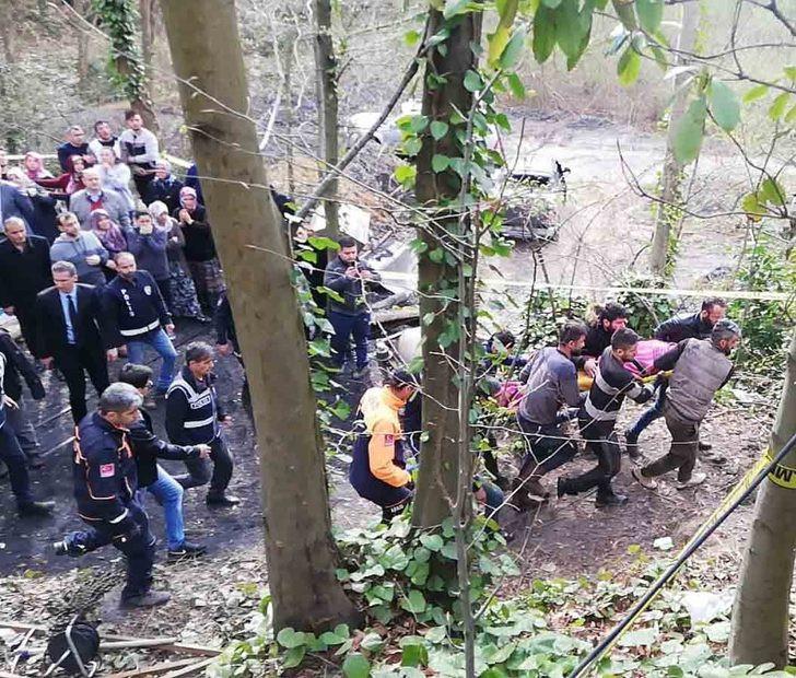 Kaçak maden faciası: 1 kişinin cansız bedenine ulaşıldı !