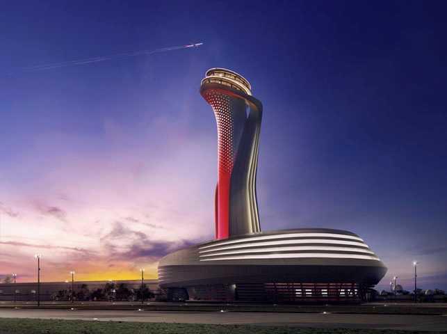 İşte İstanbul Havalimanı'nın ilginç özellikleri