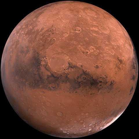 Mars'ta Dünya'dakilerden daha büyük nehirlerin izi bulundu