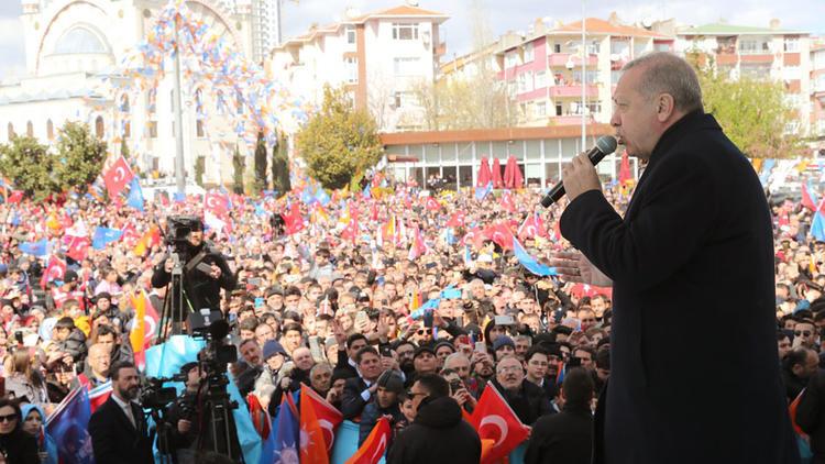 Erdoğan'dan operasyon sinyali: Davulla zurnayla gitmeye gerek yok