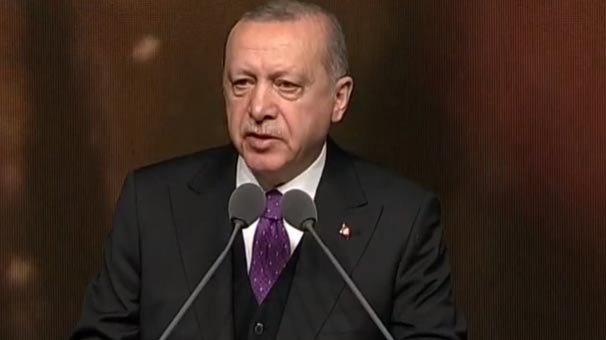 Erdoğan'dan kırmızı et itirafı